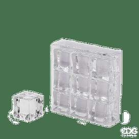 Декоративные кубики льда EDG Enzo De Gasperi GHIACCIO CUBO Арт.713822,00