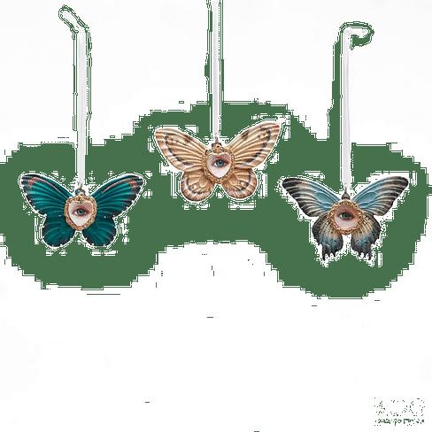 Декоративное украшение EDG Enzo De Gasperi FARFALLA-OCCHIO Арт.714461,95