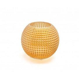 Подсвечник Dome Deco Tealight glass Арт.T2-G89/GO