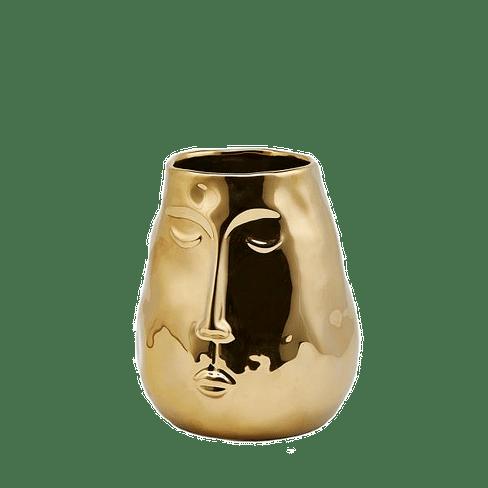 Ваза EDG Enzo De Gasperi FACCIA GOLD Арт.013753,01