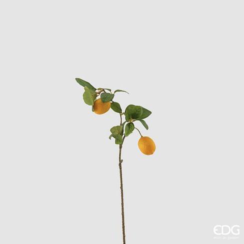 Лимон на ветке EDG Enzo De Gasperi Арт.250577,73