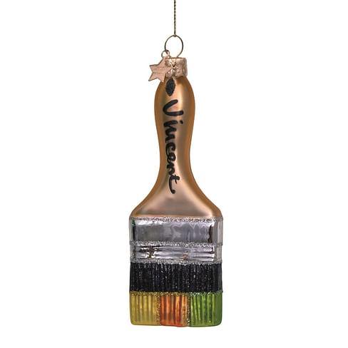 Новогоднее украшение Vondels Van Gogh painting brush Арт.3207000010016
