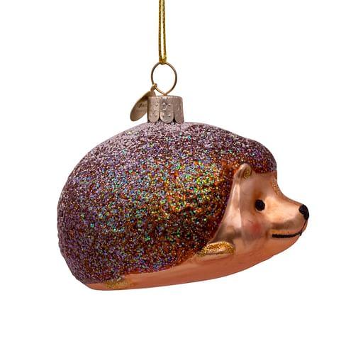 Новогоднее украшение Vondels Brown hedgehog Арт.1197000060031