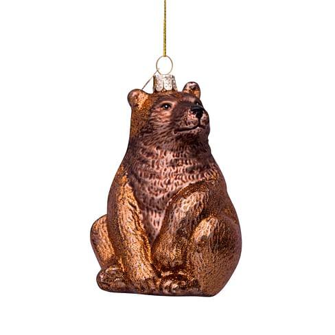 Новогоднее украшение Vondels Big bear Арт.2182230120012