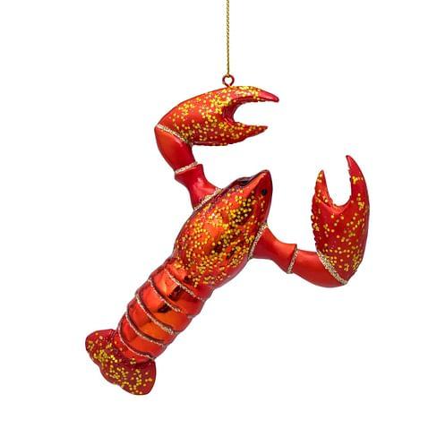 Новогоднее украшение Vondels Red lobster Арт.1182430140019
