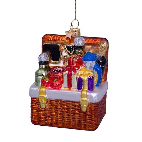 Новогоднее украшение Vondels Hamper with gifts Арт.5212870011023