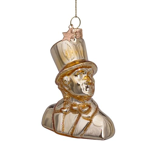 Новогоднее украшение Vondels Shiny gold Hans Christian Andersen Арт.7217000105012