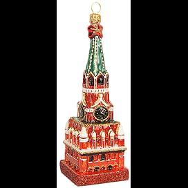 Новогоднее украшение Impuls Kremlin Clock Tower Арт.A1817.17