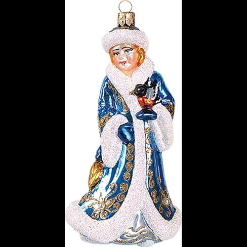 Новогоднее украшение Impuls Snow Maiden Арт.A1943