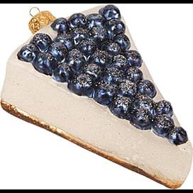 Новогоднее украшение Impuls Blueberry Cheesecake Slice Арт.A2147