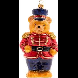 Новогоднее украшение Impuls Nutcracker Teddy Bear Арт.A2947