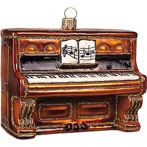 Новогоднее украшение Impuls Piano Арт.A1153