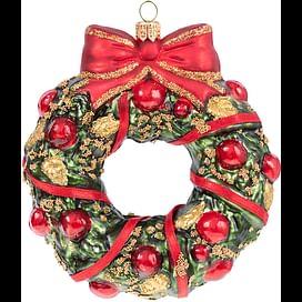 Новогоднее украшение Impuls Christmas Wreath Арт.A2797RB