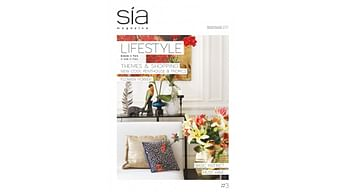 Журнал SIA Весна-Лето 2017