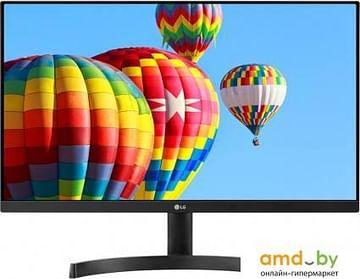 """Монитор LG 21.5"""" LG 22MK600M-B Black (16:9, 1920x1080, IPS, 75 Гц, FreeSync, интерфейсы HDMI+D-Sub (VGA))"""