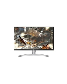 "Монитор LG 27"" LG 27UL650-W White (16:9, 3840×2160, IPS,HDMI×2, DisplayPort)"