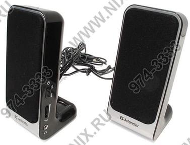 Колонки Defender Колонки 2.0 Defender SPK 225 (2x2W, питание от USB) (65220)