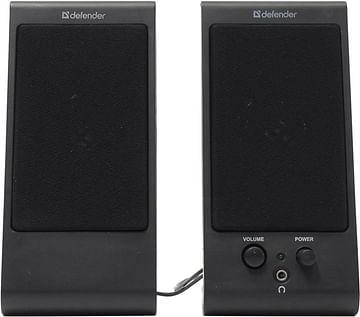 Колонки Defender Колонки 2.0 Defender SPK 170 (Black) (2x2W, питание от USB) (65165)