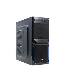 Корпус Aerocool Корпус ATX Без БП AeroCool V3X Evil Blue Edition Black 2xUSB+Audio