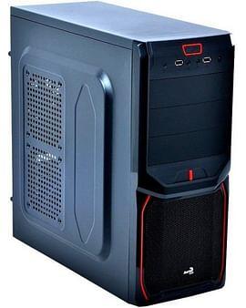 Корпус Aerocool Корпус ATX Без БП AeroCool V3X Devil Red Edition Black 2xUSB+Audio