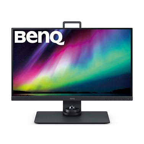 "Монитор BenQ 27"" Benq SW270C серый"