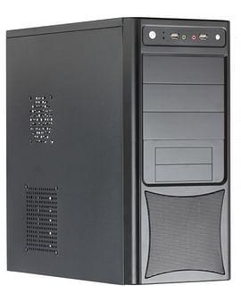 Игровой компьютер SNR AMD Ryzen3 3100/8Gb DDR4/1.0Tb+120Gb SSD/GeForce GT1650 4Gb/500Wt