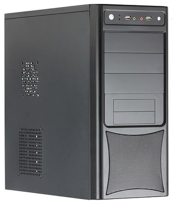 Игровой компьютер SNR AMD Ryzen3 3100/16Gb DDR4/480Gb SSD/GeForce GT1650 4Gb/500Wt