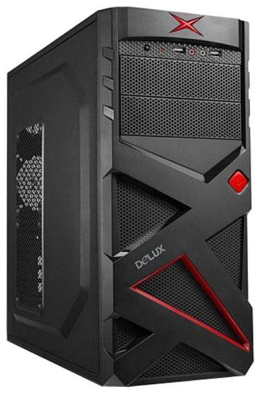 Игровой компьютер SNR AMD Ryzen3 3100/16Gb DDR4/120Gb SSD+1.0Tb/ GTX1650 SUPER 4Gb /550Wt