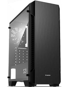 Игровой компьютер SNR AMD RYZEN 5 3500/8Gb DDR4/120Gb SSD+1.0Gb HDD/ RTX2060 Super 8Gb /600Wt