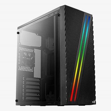 Игровой компьютер SNR AMD RYZEN 5 3600/8Gb DDR4/120Gb SSD+1.0Gb HDD/GT1650 Super 4Gb/550Wt