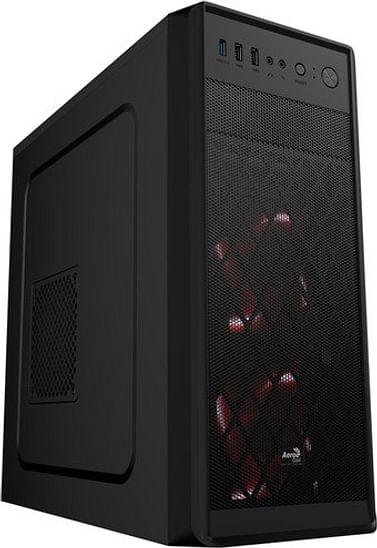 Игровой компьютер SNR AMD RYZEN 5 2600/8Gb DDR4/120Gb SSD+1.0Gb HDD/GT1650 4Gb/500Wt