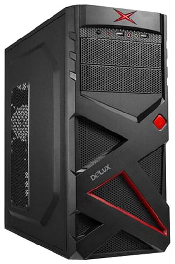 Игровой компьютер SNR Intel G4930/8Gb DDR4/1000gb+120Gb SSD/GT1030 2Gb/ATX500Wt