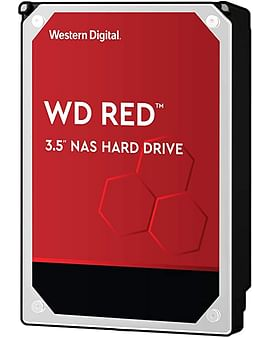 """HDD WD HDD 3.5"""" SATA-III WD 1Tb Red WD10EFRX 5400RPM 64Mb 6Gb/s NAS Hard Drives"""