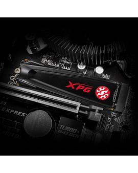 SSD A-Data SSD M.2 2280 M A-Data 256Gb XPG GAMMIX S5 (AGAMMIXS5-256GT-C)