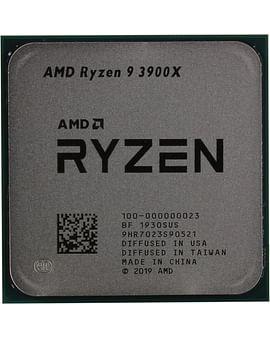 Процессор AMD Процессор BOX Socket-AM4 AMD Ryzen 9 3900X (100-100000023BOX) 4.6/3.8 GHz/12core/4+64Mb/105W with Wraith Prism cooler