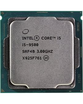 Процессор Intel Процессор BOX Socket-1151 Intel Core i5-9500 3.0/4.4 GHz/6core/SVGA UHD Graphics 630/1.5+9Mb/65W