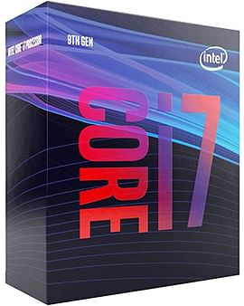 Процессор Intel Процессор BOX Socket-1151 Intel Core i7-9700 8C/8T 3GHz/4.7GHz 12MB 65W Intel UHD 630
