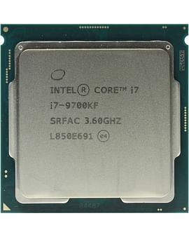 Процессор Intel Процессор BOX Socket-1151 Intel Core i7-9700KF 3.6/4.9 GHz/8core/12Mb/95W (без кулера) (Без ВИДЕО)