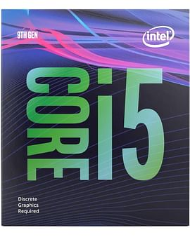 Процессор Intel Процессор Socket-1151 Intel Core i5-9400 6C/6T 2.9/4.1GHz 9MB 65W oem