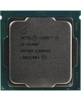 Процессор Intel Процессор Socket-1151 Intel Core i5-9400F 6C/6T 2.9/4.1GHz 9MB 65W (Без ВИДЕО) oem