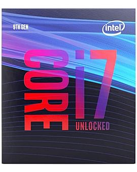 Процессор Intel Процессор Socket-1151 Intel Core i7-9700K 8C/8T 3.6/4.9GHz 12MB 95W oem