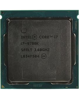 Процессор Intel Процессор Socket-1151 Intel Core i7-9700KF 8C/8T 3.6/4.9GHz 12MB 95W (Без ВИДЕО) oem