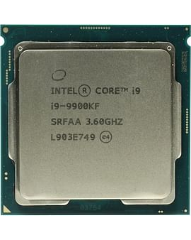 Процессор Intel Процессор Socket-1151 Intel Core i9-9900KF 8C/16T 3.6/5GHz 16MB 95W (Без ВИДЕО) oem