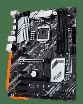 Материнская плата Asrosk MB ASUS PRIME Z490-A Soc-1200 (Z490) 3xPCI-Ex16 3xPCI-Ex1 2xUltra M.2 4xDDR4 4800MHz+ DP+HDMI RGB ATX RTL