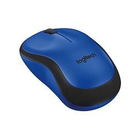 Мышь Logitech M220 Silent (Blue) Logitech