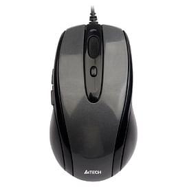 Мышь A4Tech N-708X Black USB A4Tech