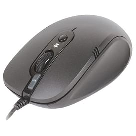Мышь A4Tech N-560FX PADLESS MOUSE Black USB A4Tech