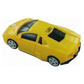 Мышь CBR MF 500 Bizzare Yellow USB CBR