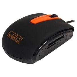 Мышь CBR CM 344 Black USB CBR