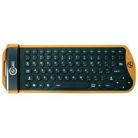 Клавиатура CBR KB 1001D Black-Orange USB CBR